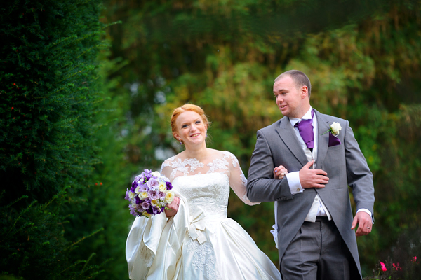 Fawsley Hall Wedding Photography – Amy & AJ