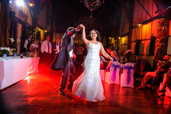 Barns Hotel Bedford Wedding Photography – Danni & Rob