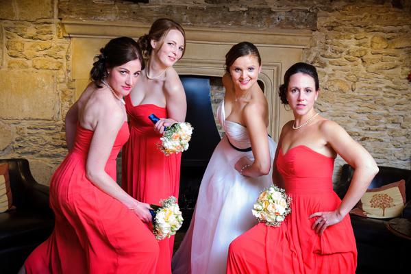 Bell Inn Stilton Wedding Photography – Sarah & Mark