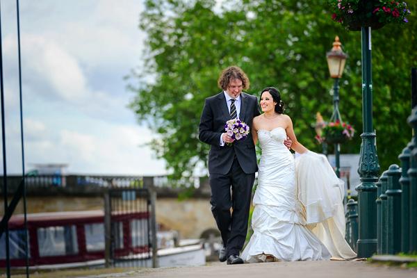 Hotel Du Vin Henley Wedding Photography – Emma & Hansi