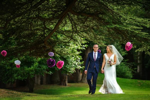 Flitwick Manor wedding photography – Beth & Simon