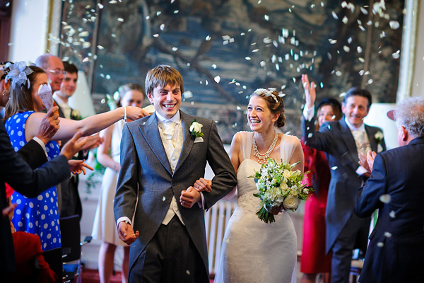 Madingley Hall wedding photography – Marie-Lise & Nick