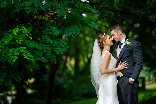 Rushton Hall wedding photography – Lorna & John
