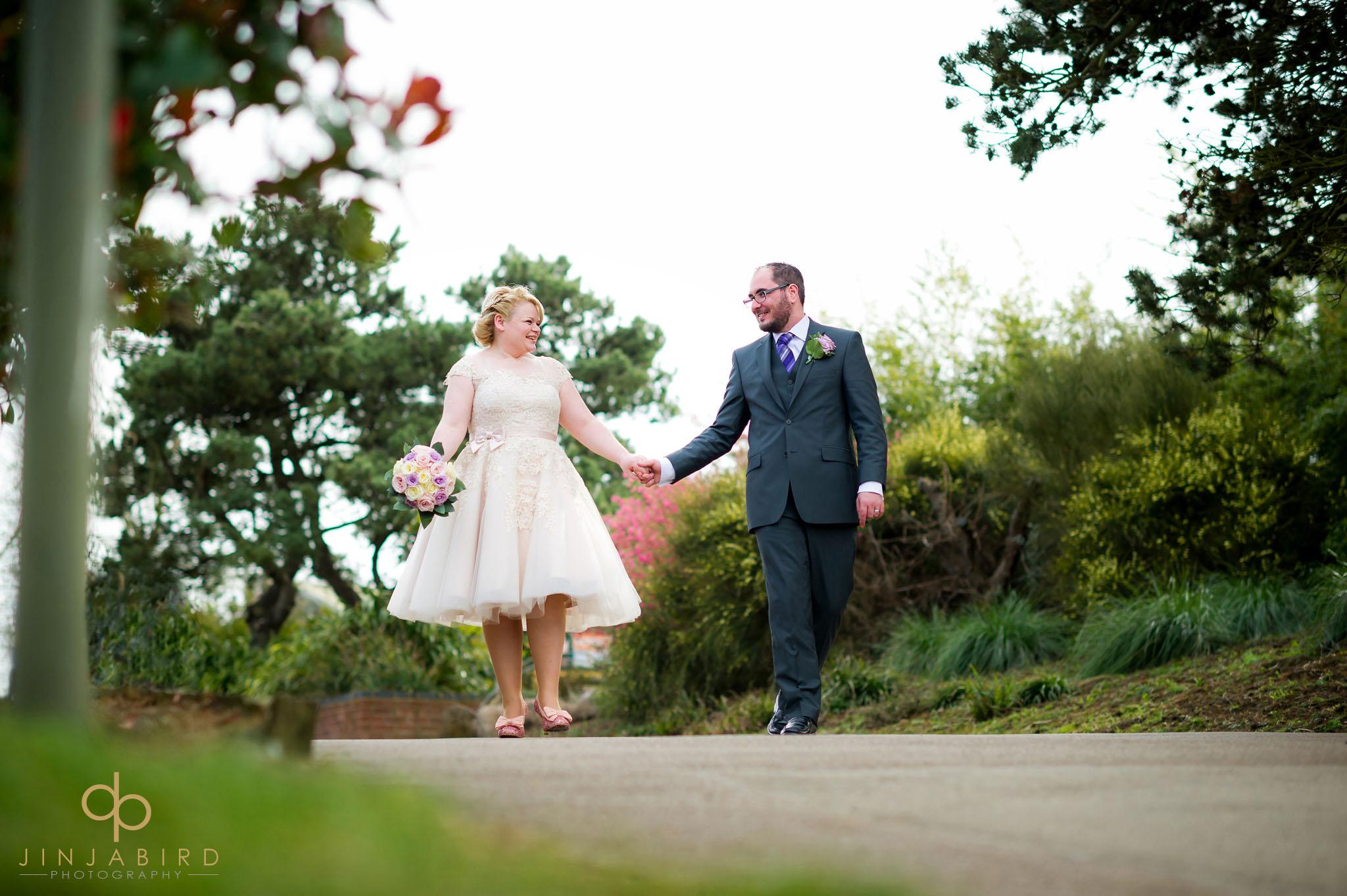 Wedding photographer Woburn Safari Lodge