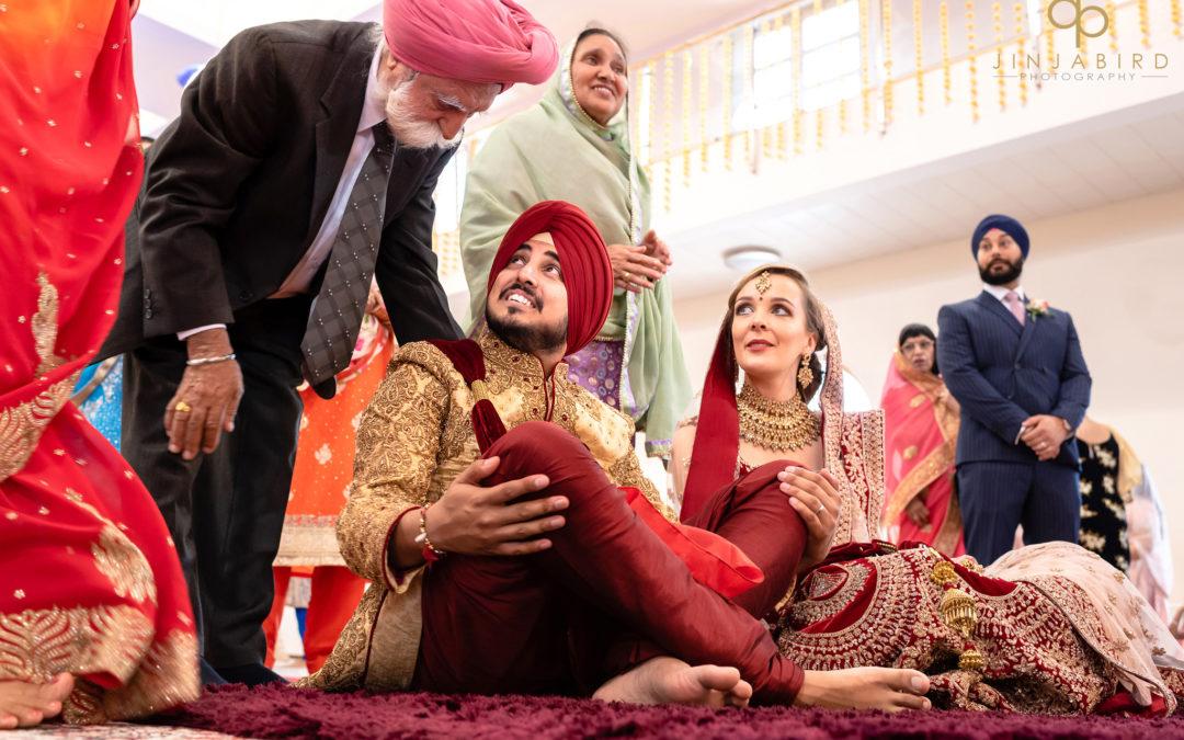 Sikh wedding photography Bedford