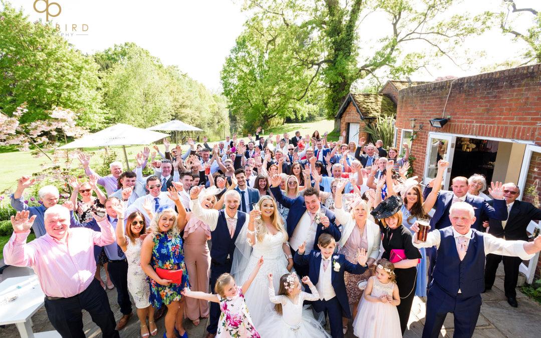 Wedding photographer Stoke Place