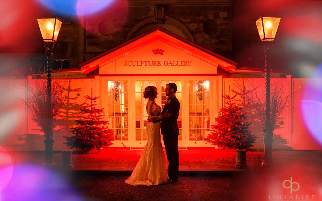 Woburn Sculpture Gallery weddings