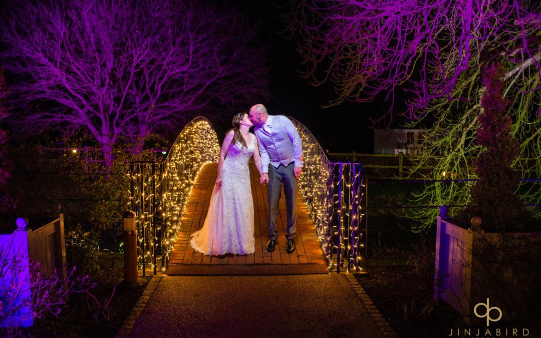 Stormy Wedding Bassmead Manor